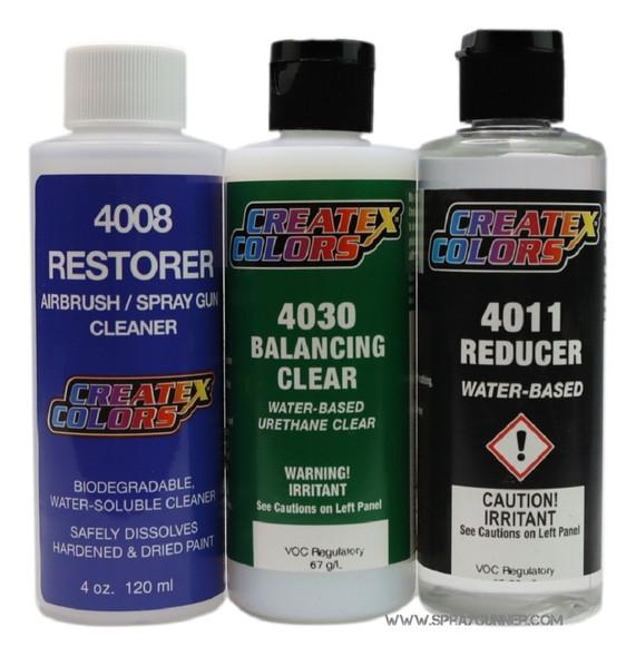 Createx additive sample set 4905-04 Createx