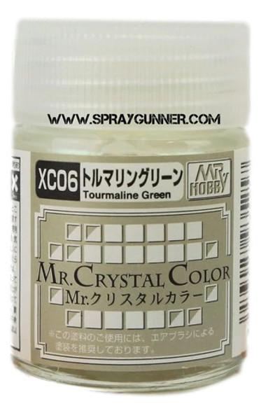GSI Creos MrCrystal Color Tourmaline Green XC06 XC06 GSI Creos Mr Hobby