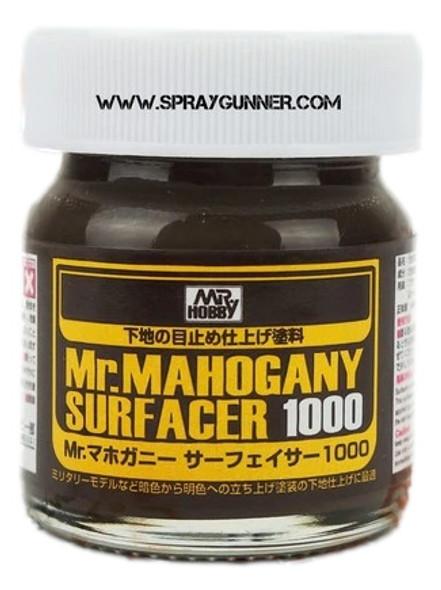 GSI Creos MrMahogany Surfacer 1000 SF290 GSI Creos Mr Hobby