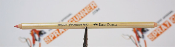 Faber-Castell Perfection 7057 Latex-Free Double Sided Eraser Pencil FC-7057 Faber-Castell
