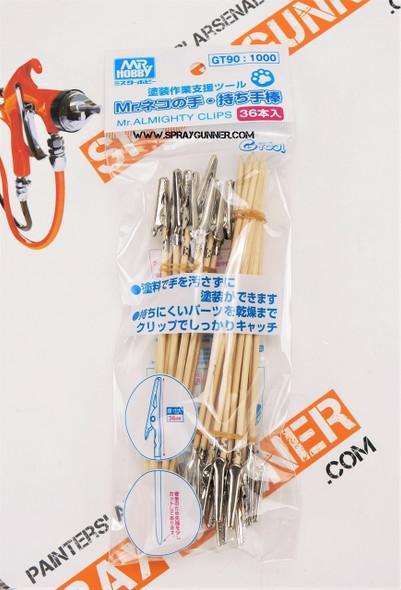 GSI Creos MrAlmighty Clip Sticks GT90 GSI Creos Mr Hobby