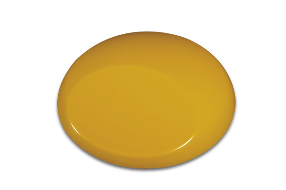 Wicked Golden Yellow W011 W011 Createx