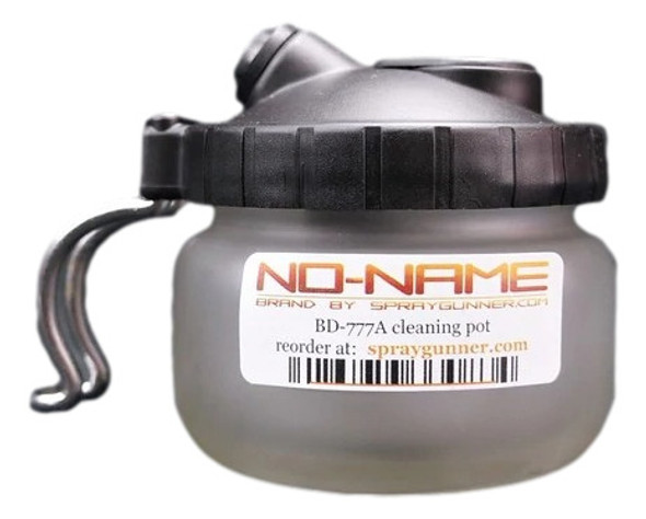 Airbrush Cleaning Pot by NO-NAME Brand NN-BD777A NO-NAME brand