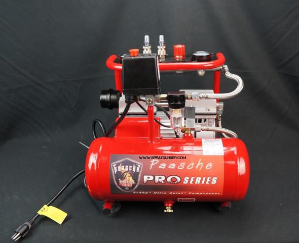 Paasche Pro Series DC850R Air Compressor DC850A Paasche