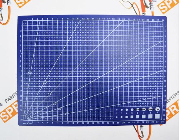 Plastic Cutting Mat 12x9 by NO-NAME Brand NN-CutMat NO-NAME brand