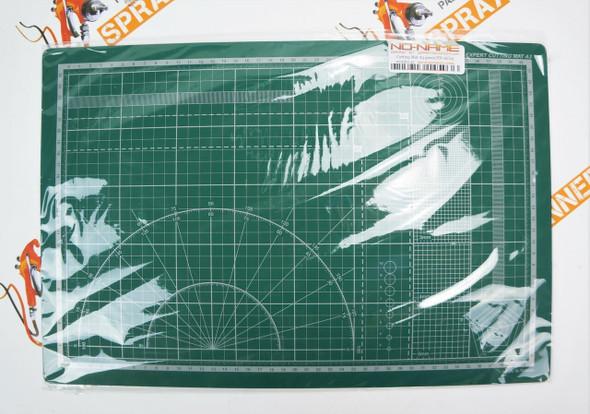 Self-Healing 3-Layer Expert Cutting Mat A3 Size by NO-NAME Brand NN-CutMatA3-G NO-NAME brand