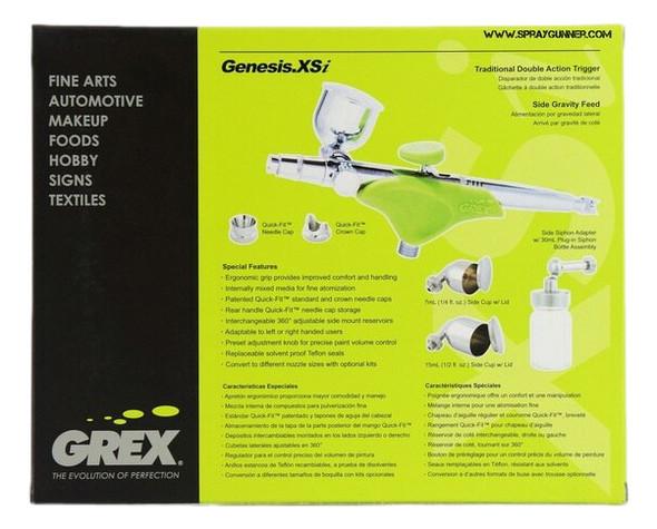 Grex GenesisXSi3 XSi3Genesis Grex Airbrush
