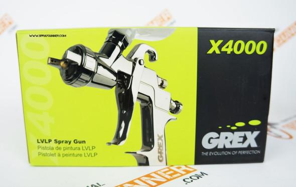Grex X4000 1.2mm LVLP Spray Gun X4000.12 Grex Airbrush