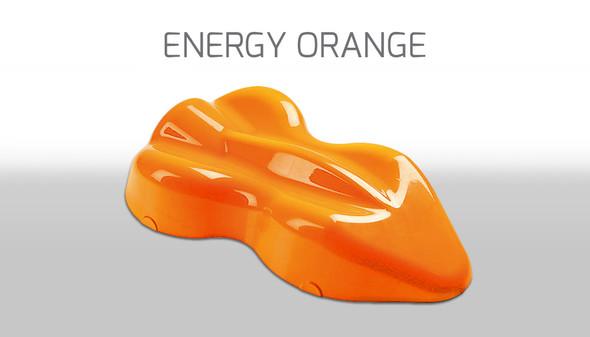 Custom Creative Water-Based Paint Fluorescent Energy Orange FLW-EO-60 Custom Creative