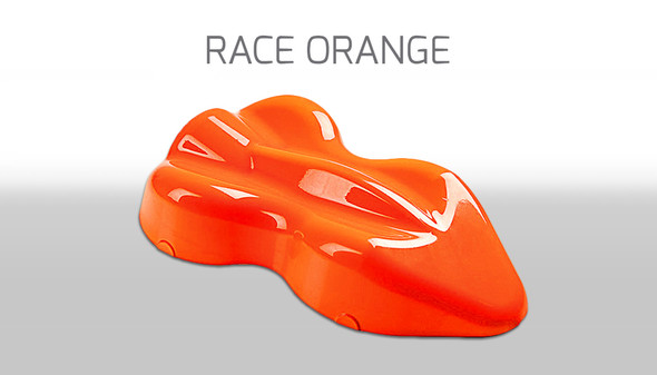 Custom Creative Solvent-Based Racing Fluorescents Race Orange FLS-RO-150 Custom Creative