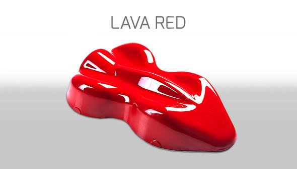 Custom Creative Solvent-Based Racing Fluorescents Lava Red 150ml FLS-LR-150 Custom Creative