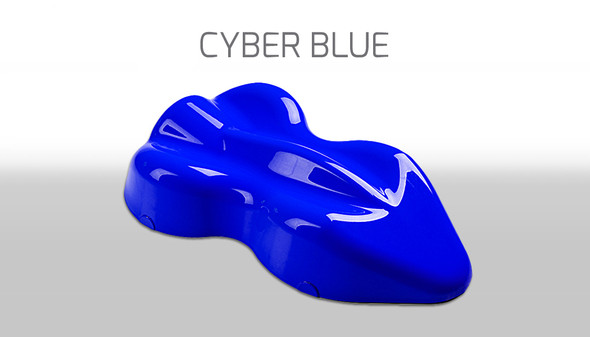Custom Creative Solvent-Based Racing Fluorescents Cyber Blue 150ml FLS-CB-150 Custom Creative
