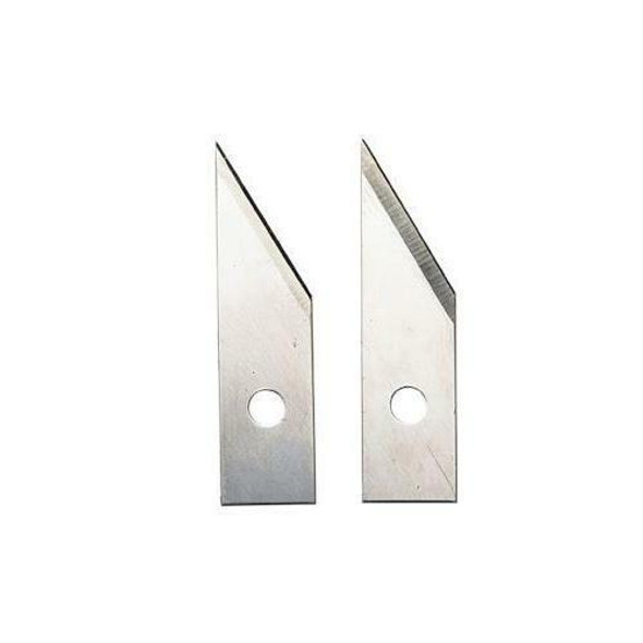 2pc Excel 20059 Dual Flex Cutter Replacement Blades 20059 Excel Hobby Blades