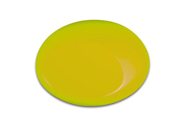 Wicked Fluorescent Yellow W024 W024 Createx