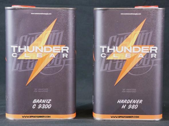 Custom Creative Thunder Clear C9300 UHS CC/C9300 Custom Creative