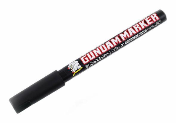 Mr Hobby Gundam Marker Pouring Marker Black GM301P GM301P GSI Creos Mr Hobby