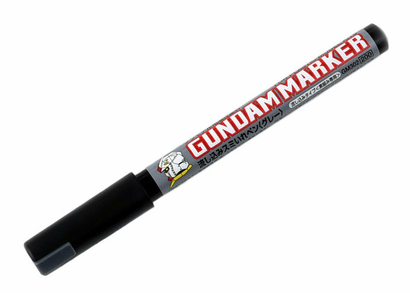 Mr Hobby Gundam Marker Pouring Marker Gray GM302P GM302P GSI Creos Mr Hobby