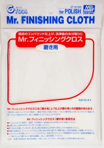 MrFinishing Cloth GT32 GSI Creos Mr Hobby