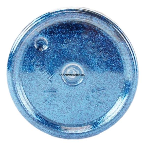 Custom Creative Flake Electric Blue FK008-3-EB Custom Creative