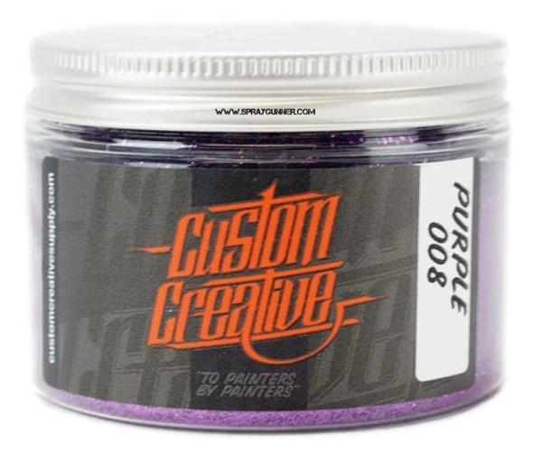 Custom Creative Flake Purple FK008-3-PP Custom Creative
