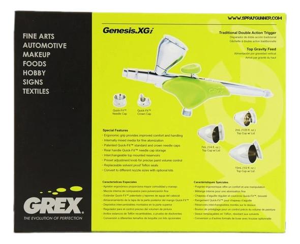 Grex GenesisXGi2 XGi2Genesis Grex Airbrush
