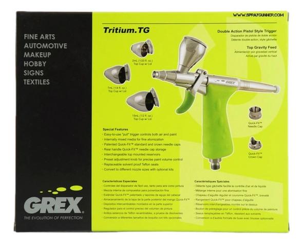 Grex TritiumTG2 TG2Tritium Grex Airbrush