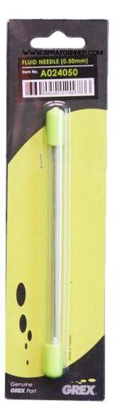 Grex Fluid Needle 0.50mm A024050 Grex Airbrush