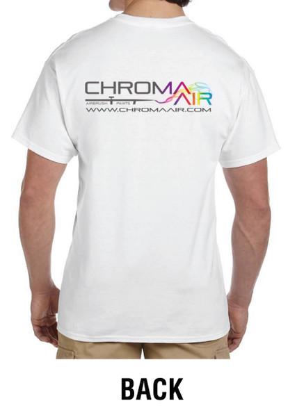 T-shirt ChromaAir SprayGunner