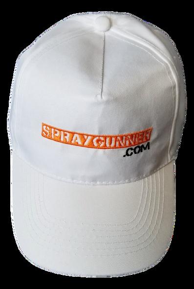SprayGunner White Cap