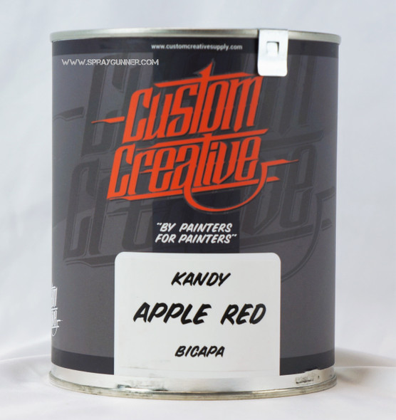 Custom Creative Paints: Kandy Apple Red (KLS-AR-1)