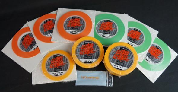 Custom Creative Tape Starter Kit CC-TAPESTARTER Custom Creative