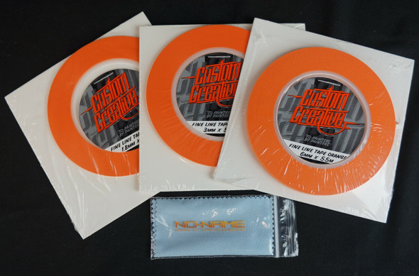 Custom Creative Orange Tape Starter Pack CC-ORANGEPACK Custom Creative