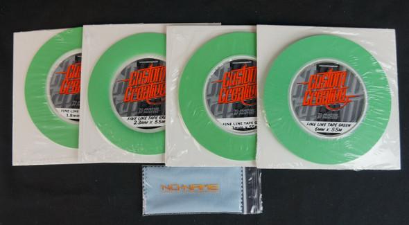 Custom Creative Green Tape Starter Pack CC-GREENPACK Custom Creative
