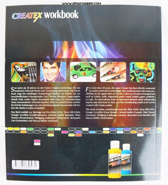 Createx Colors Workbook 5931-00 Createx