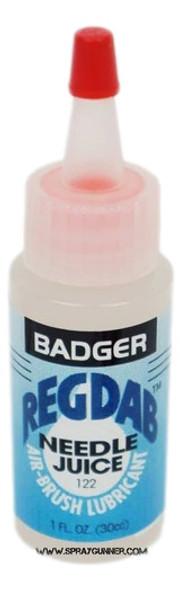 Badger REGDAB needle juice 122 Badger