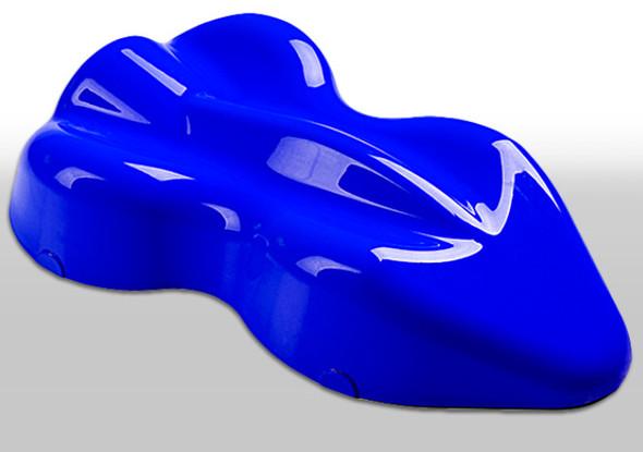 Custom Creative Paints Flourescent Cyber Blue 1 liter 33.8oz FLS-CB-1L Custom Creative