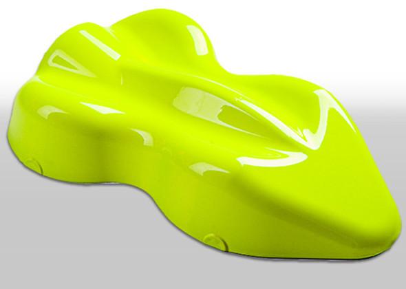 Custom Creative Paints Fluorescent Mocus Yellow 1 liter 33.8oz FLS-MY-1L Custom Creative