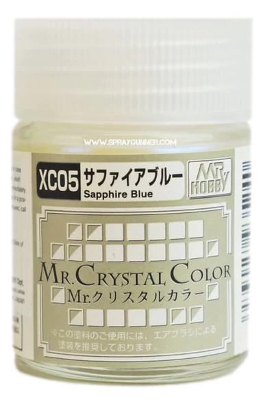 GSI Creos MrCrystal Color Sapphire Blue XC05 XC05 GSI Creos Mr Hobby