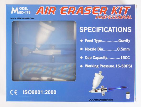 NO-NAME Air Eraser Kit NN-BD178 NO-NAME brand