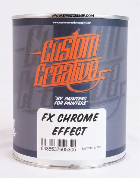 Custom Creative Paints FX Steel Chrome Effect CC-FXChrome Custom Creative