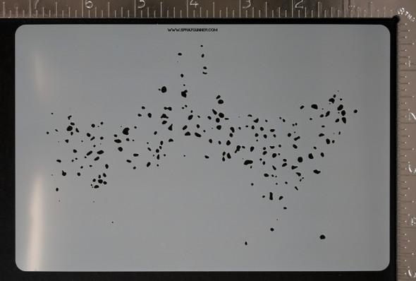 Blair Stencil - Freckles BLST-026 BLAIR