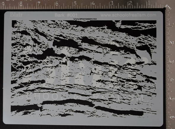 Blair Stencil - Bark BLST-027 BLAIR