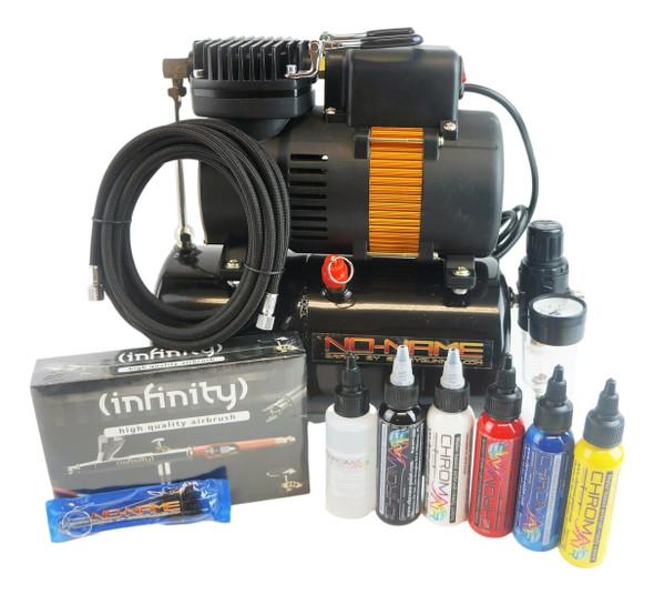 NO-NAME Tooty Air Compressor Infinity Set NNTooty-INFset NO-NAME brand