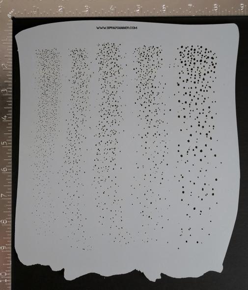 Blair Stencil - Dispersion Snap stencil BLAIR