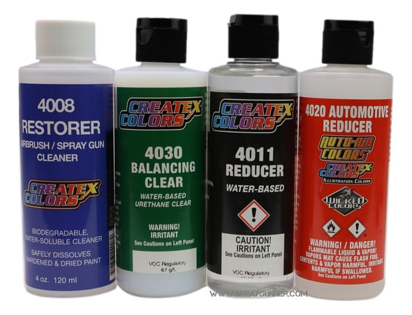 Createx Additive Set 4906-04 Createx
