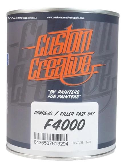 Custom Creative Filler Fast Dry F4000 Custom Creative