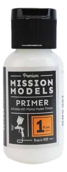Mission Models Paints Color MMS-007 Clear Primer MMS-007 Mission Models Paints