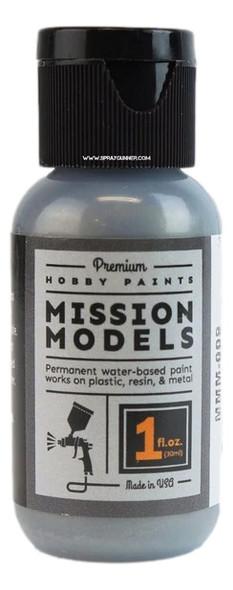 Mission Models Paints Color MMM-009 RAF High Speed Silver MMM-009 Mission Models Paints