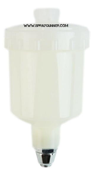 Grex CP125-G Plastic Gravity Cup with Lid CP125-G Grex Airbrush