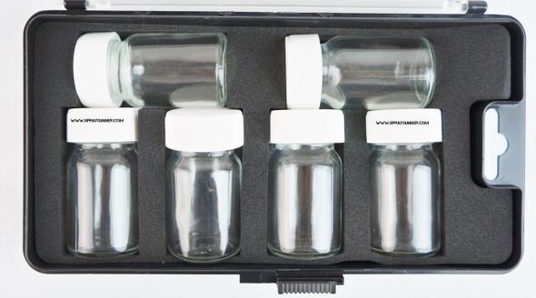 Grex Set of 6 30ml Bottles in Case CP30-6K Grex Airbrush
